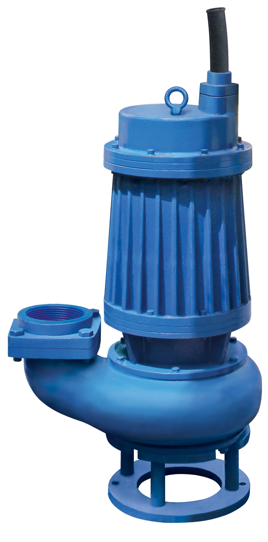 submersible open well pump